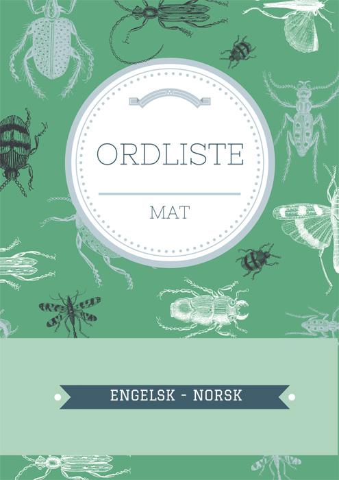 no ordliste engelsk norsk hot